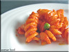Pasta with Piquillo Peppers, Pine Nuts, and Peas