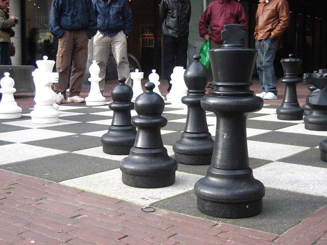 scacchi ad amsterdam