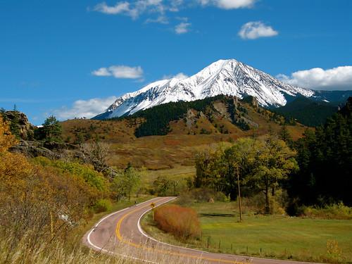 mountain snow colorado trinidad spanishpeak ★★★★☆