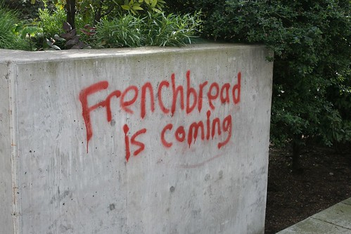 Frenchbread Is Coming | by Williamo!