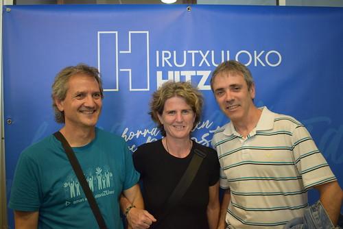 Irutxuloko Hitzaren lokalaren inaugurazio festa