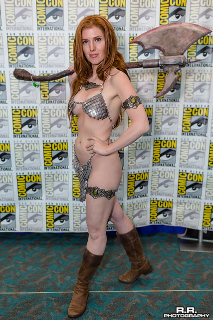 Comic-Con San Diego 2018