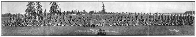 28th Spruce Squadron Group Photo