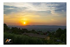 Quando il sole tramonta - Rovolon - Padova