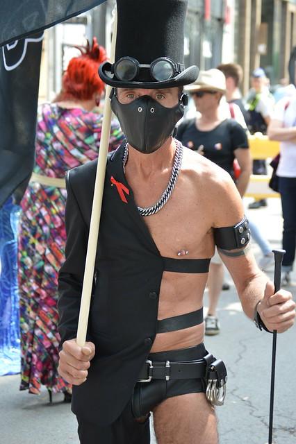 Gay Pride Antwerpen 2018