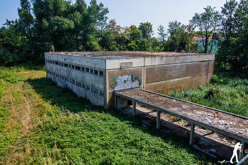 Lost Places Bergbau Berufsschule | by smartphoto78