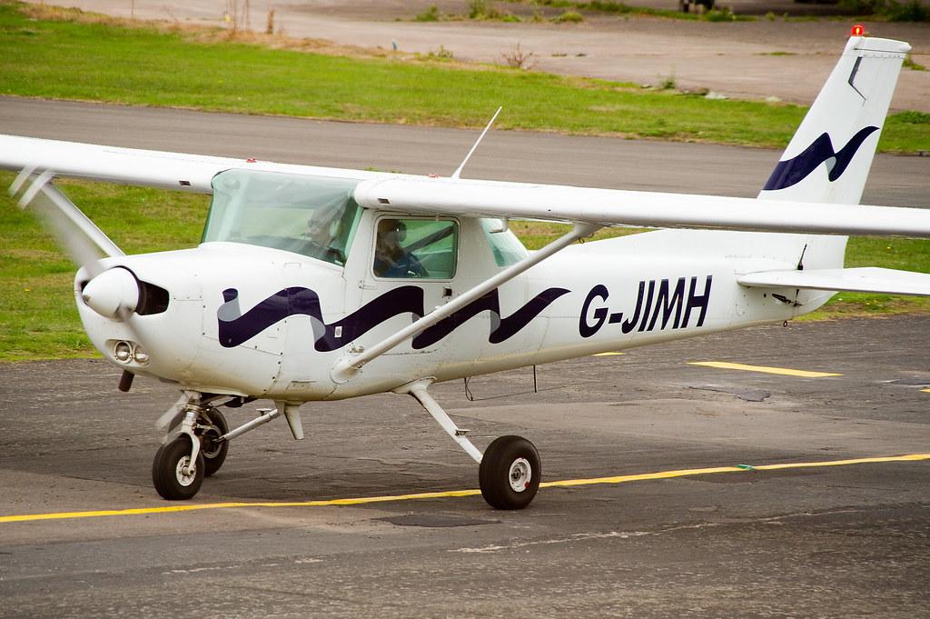 Reims-Cessna F152 G-JIMH