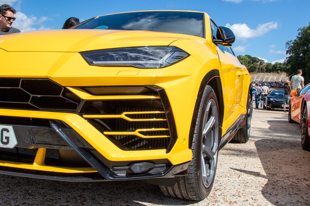 Brookland Supercar Day 2018 Lamborghini Urus V8 Ur05 Pn Flickr