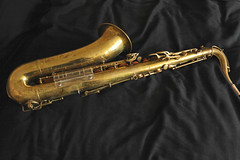 Keilwerth New King tenor saxophone, 50's vintage - 9