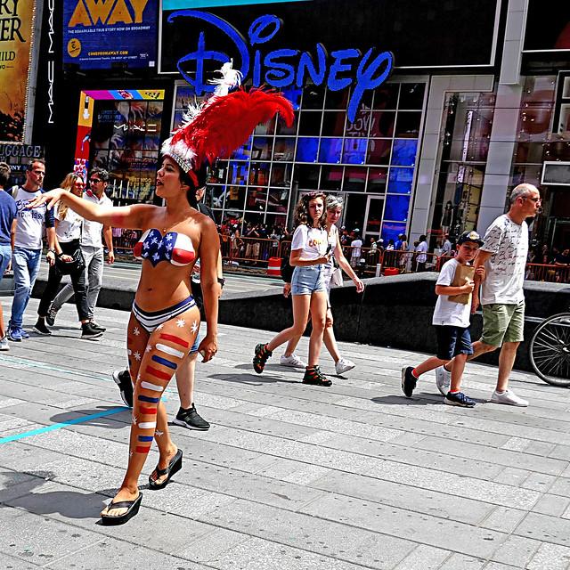 Disney Parade,  New York City