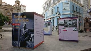 Exposición de la Sota en Ribeira | by BNG [www.bng-ribeira.gal]