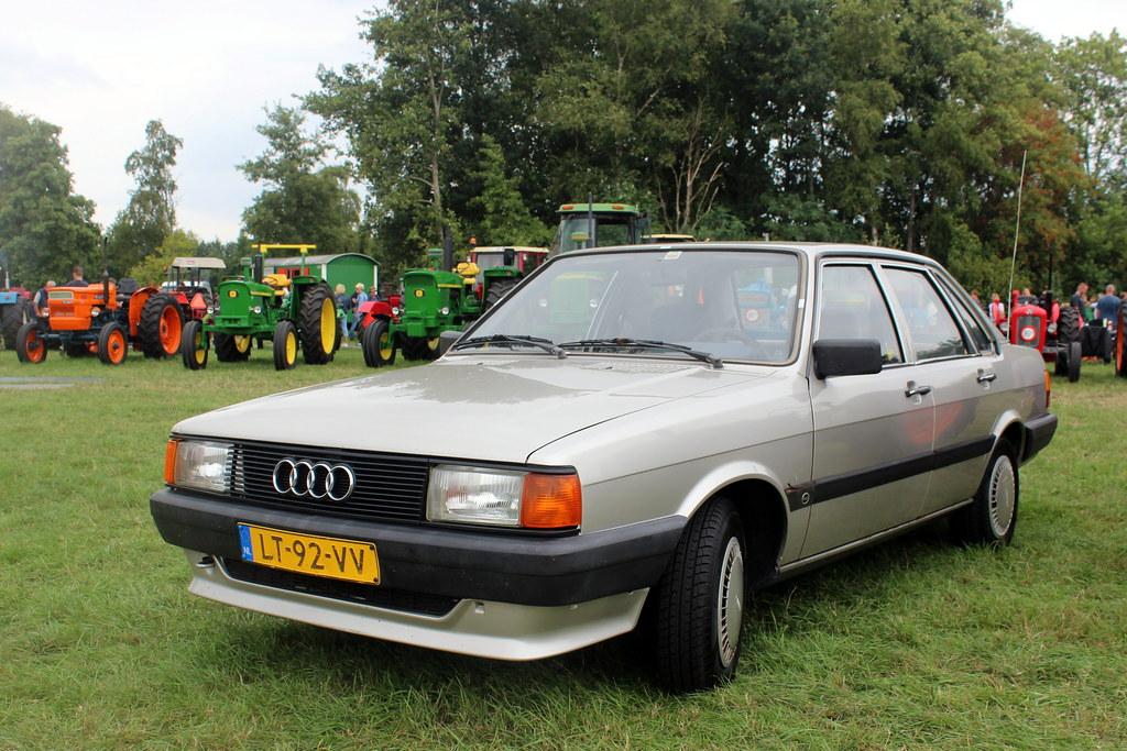 1985 Auto Union Audi 80 66Kw Aut. | 1985 Auto Union Audi ...