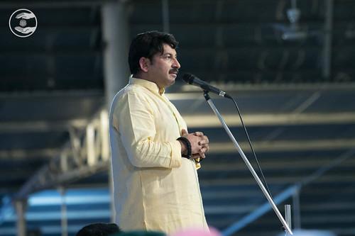 President, BJP Delhi Pradesh, Shri Manoj Tiwari, expresses his views