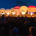 Nightglow at the Bristol International Balloon Fiesta 9/8/2018