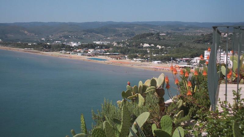 Balcon sur l'Adriatique
