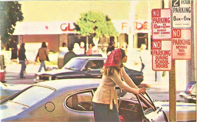 Can't you read the signs, 1974
