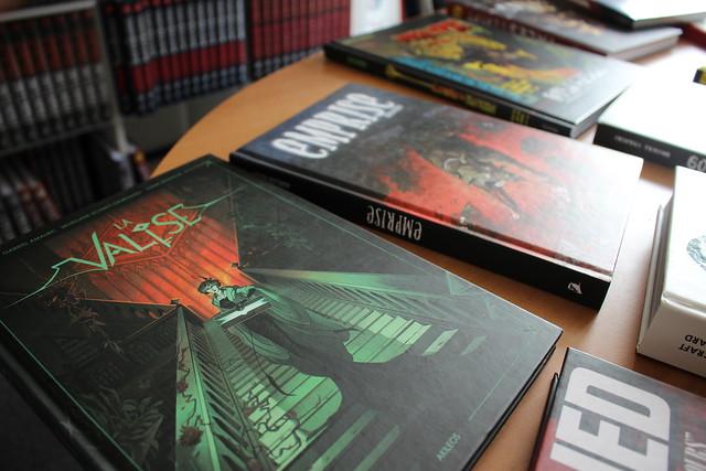 Akileos, éditeur de bandes dessinées