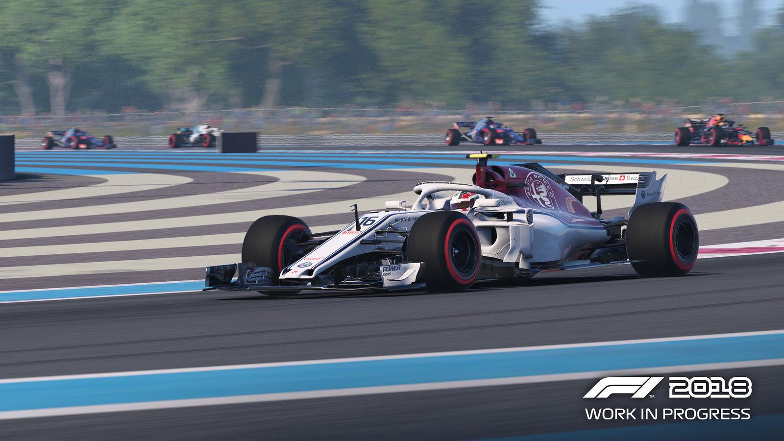 Codemasters F1 2018 Game 5
