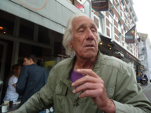People in The Hague