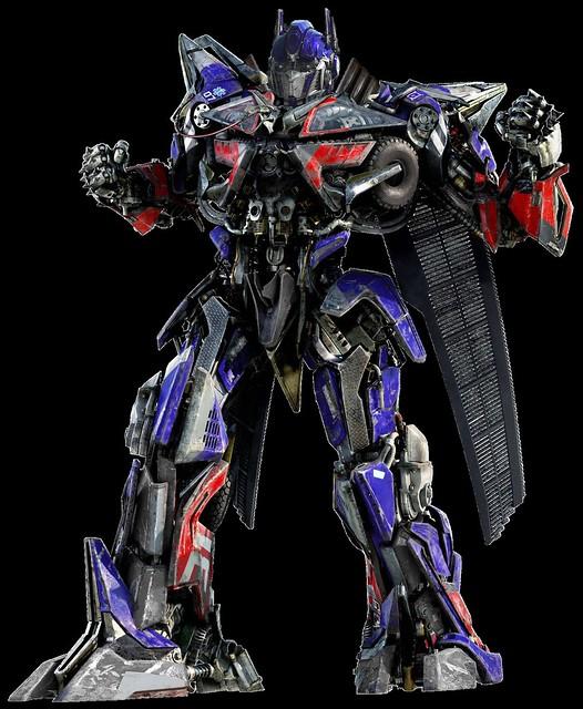 Optimus Sentinel (DOTM Custom #1)