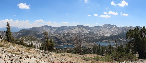 1188 Freel Peak (far left distant), Mount Tallac, and Dicks Peak from the Tahoe-Yosemite Trail | by _JFR_