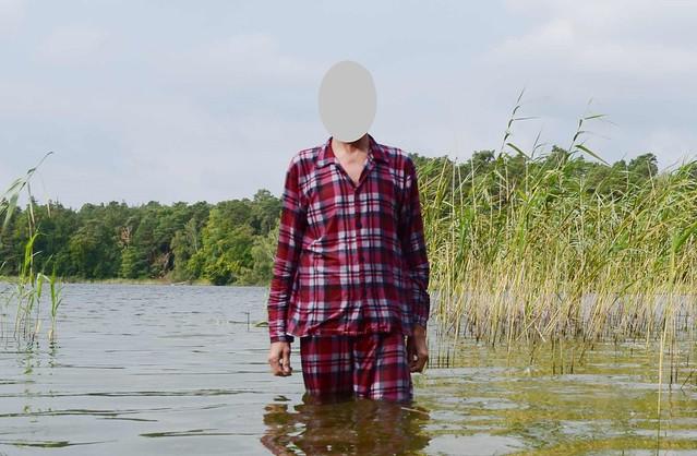 Pajamas bath