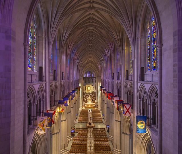 Washington National Cathedral Interior