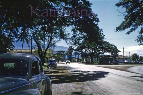 1950s kahului hawaii maui streetview slide