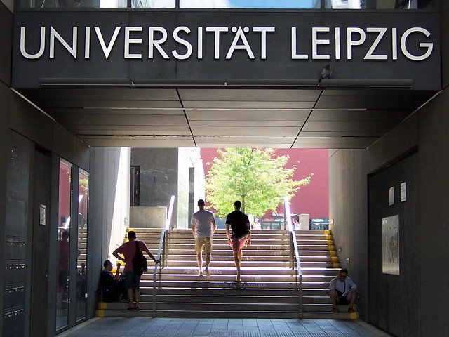 Leipzig - city of great minds