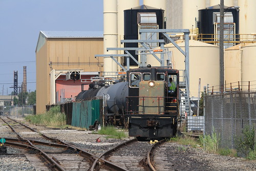 Detroit Connecting RR switching EQ, Detroit | by tcamp7837