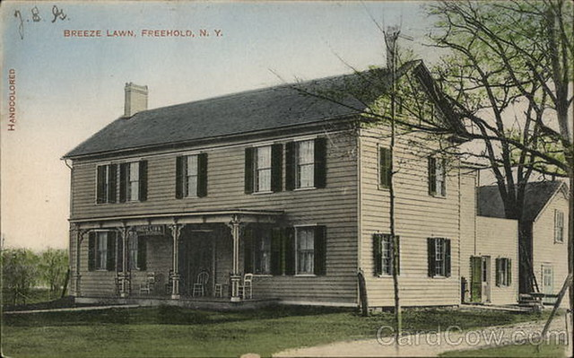 Breeze Lawn Freehold, NY - corner of 32 & 67,