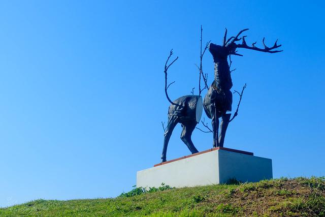 Monument for Cervus Vitalis #2 (Malus Sylvestris)   Beaufort 2018   Adinkerke