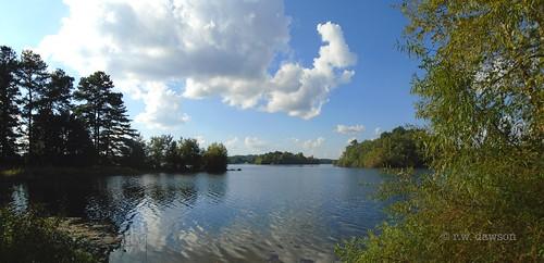 jamescitycounty virginia va usa waterway landscape lake resevoir diascundresevoir