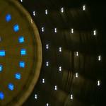 Lichtspiele im Gasometer