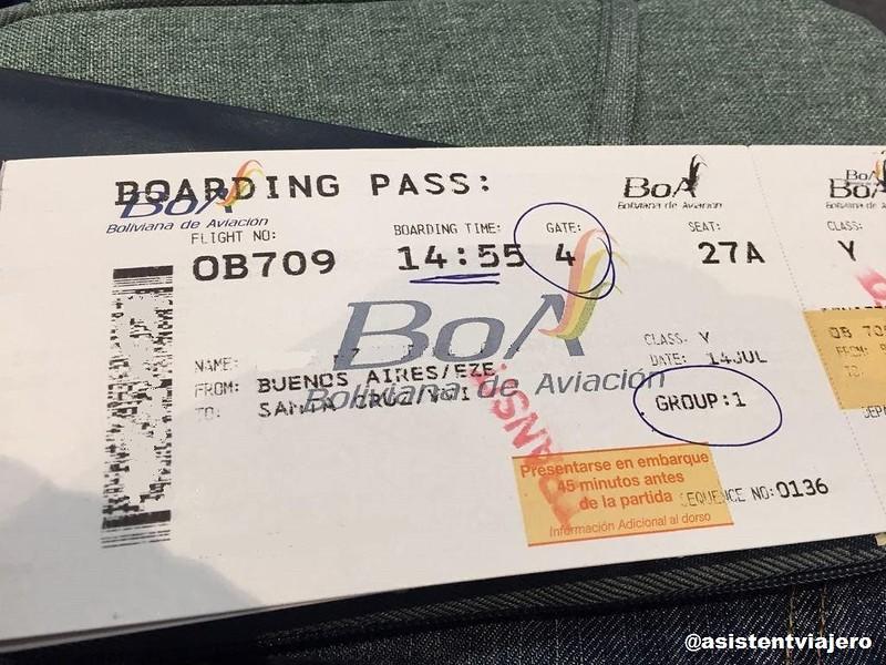 Boliviana de Aviación 4