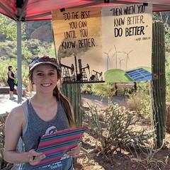 Phoenix, AZ (Echo Canyon Summit Trail)
