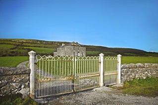 Father Ted's House - Craggy Island Parochial House, County Clare.