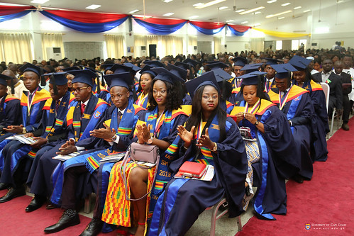 1st Session of 51st Congregation of University of Cape Coast