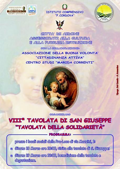 Raccolta Locandine Eventi (Aidone, Morgantina)