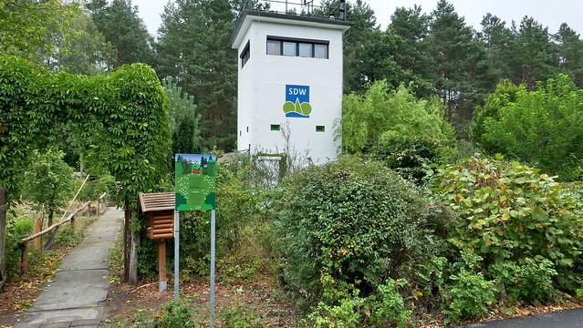 20180830 Brandenburg Hohen Neuendorf Wachtturm Mauerweg nördl. Bereich (58)