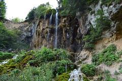 Pisoaia Waterfall, Romania