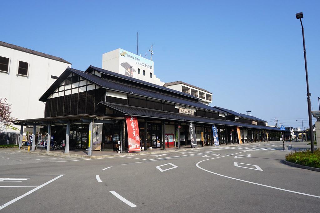 輪島バスターミナル外観#1