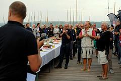 Holzboot-Regatta im DSC