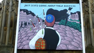 Just Scots Going Around Their Business | by byronv2