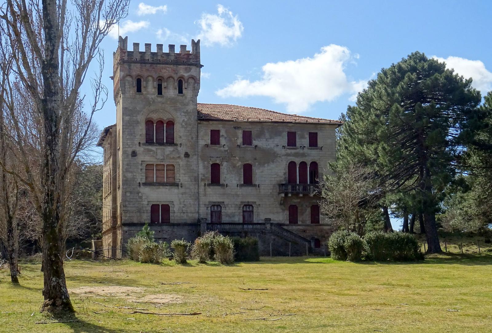 Château de Quenza