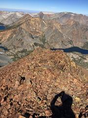 2018 8-25 - Virginia Lakes - Dunderberg Peak Climb - View North (3)