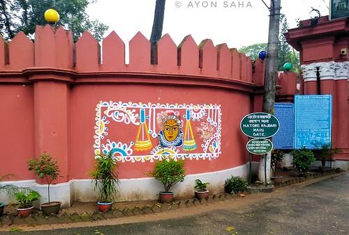 beautiful natorerajbari ayonjr ayonsahaa bangladeshi bangladesh historic landscapephotography localguideayon ranibhawanirajbari landscape garden ayonsahaphotography ayonsaha natoredistrict natore rajbari tour ayon