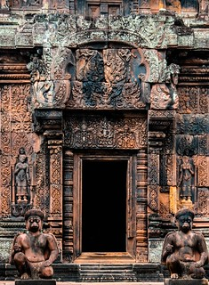 Banteay Srei Temple | by TheViewDeck