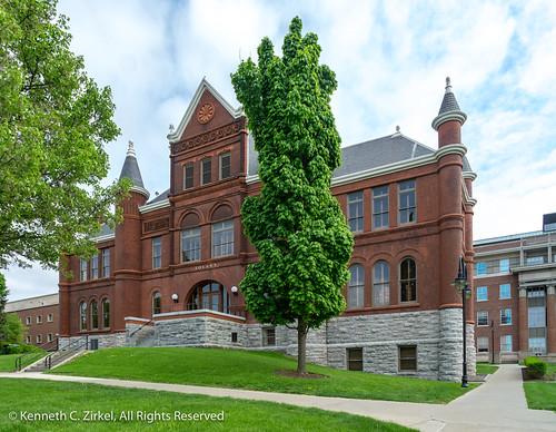 Tolley Hall, Syracuse University