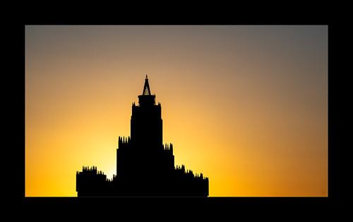 sun sunset black travel reise journey buidling gebäude kasachstan astana kazakhstan architecture architektur architectuur architettura nice beautiful castle house haus city urban backlight